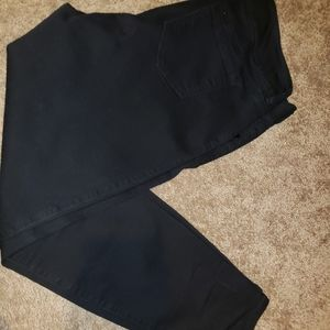 Torrid Black Jeans- skinny